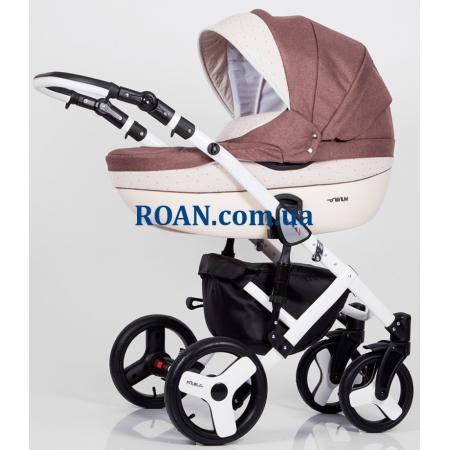 Универсальная коляска 2в1 Kunert Mila M2 white