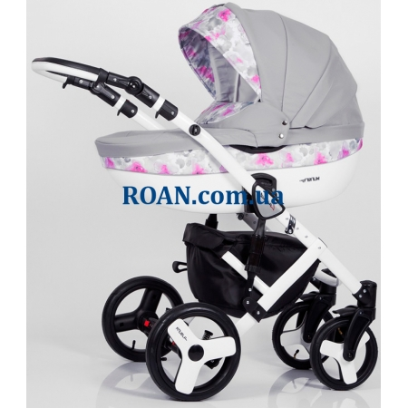 Универсальная коляска 2в1 Kunert Mila M5 white