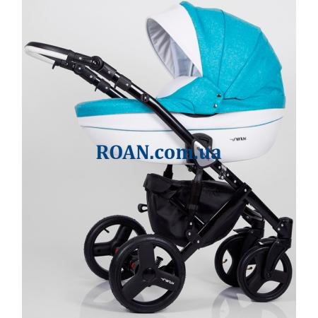 Универсальная коляска 2в1 Kunert Mila M6 black