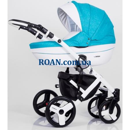 Универсальная коляска 2в1 Kunert Mila M6 white
