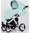 Универсальная коляска 2в1 Kunert Lavado L9 white