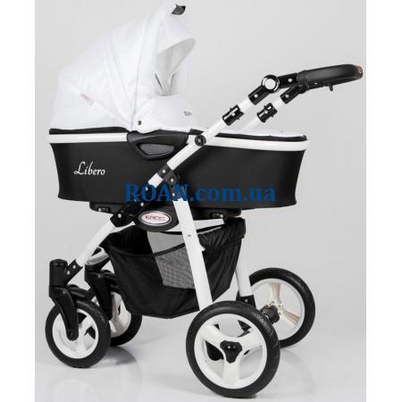 Универсальная коляска 2в1 Kunert Libero LI3 white