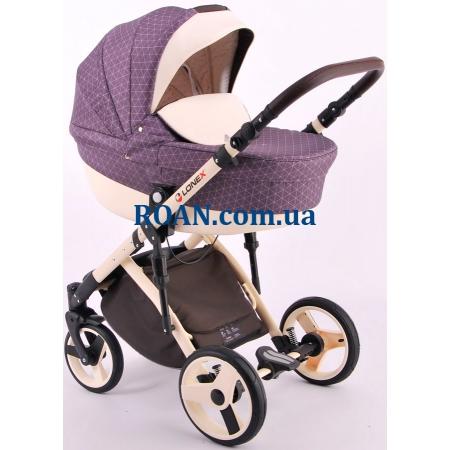Универсальная коляска 2в1 Lonex Comfort 04