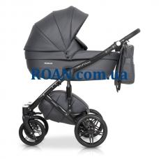 Универсальная коляска 2в1 Riko Naturo Ecco 04 antracite