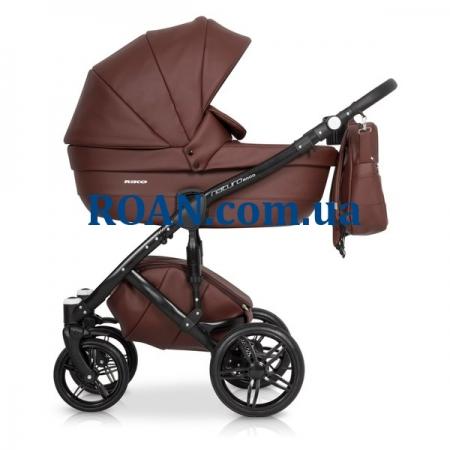 Универсальная коляска 2в1 Riko Naturo Ecco 03 chocolate