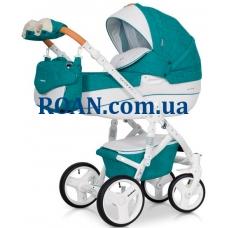 Универсальная коляска 2в1 Riko Brano Lux 03 Malachit