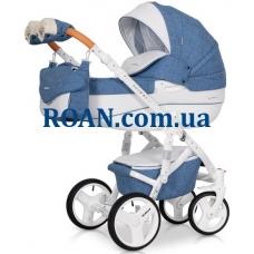 Универсальная коляска 2в1 Riko Brano Lux 04 Denim