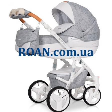 Универсальная коляска 2в1 Riko Brano Lux 05 Grey Fox