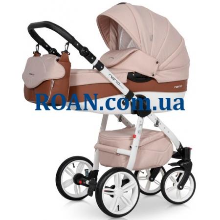 Универсальная коляска 2в1 Riko Nano Ecco 06 Mocca