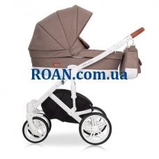 Универсальная коляска 2в1 Riko Naturo 03  mocca