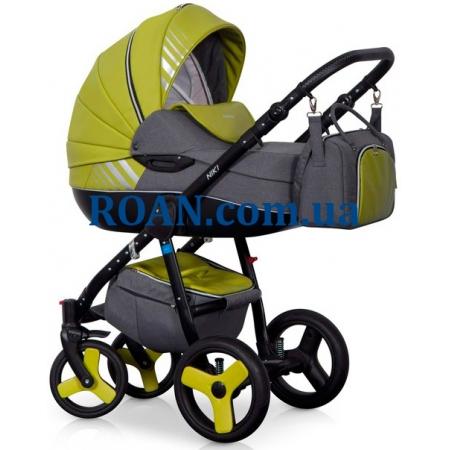 Универсальная коляска 2в1 Riko Niki 02 Pistachio