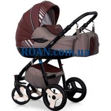 Универсальная коляска 2в1 Riko Niki 11 Chocolate