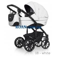 Универсальная коляска 2в1 Riko Sigma 08 white