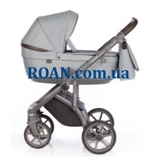 Универсальная коляска 2в1 ROAN Bloom Cloud blue