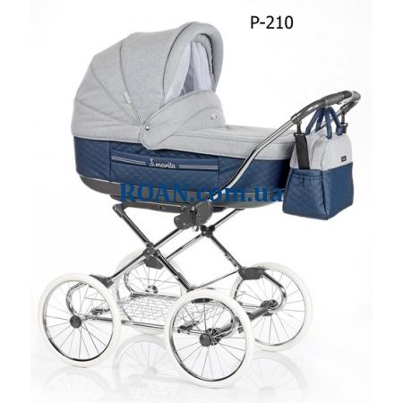Универсальная коляска 2в1 Roan Marita Prestige P-210