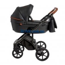 Универсальная коляска 2в1 ROAN Bloom Black Pear