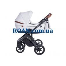Универсальная коляска 2в1 ROAN Bloom Caramel White