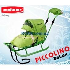 Санки Adbor Piccolino DeLux Green