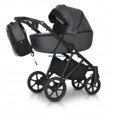 Универсальная коляска 3в1 Verdi Makan black grey 02