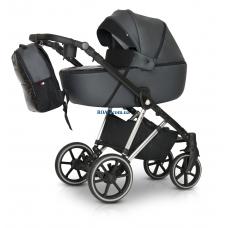 Универсальная коляска 3в1 Verdi Makan Elektro metalik grey 09