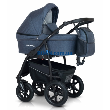 Универсальная коляска 3в1 Verdi Sonic Plus  09 denim