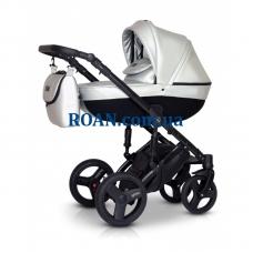 Универсальная коляска 2в1 Verdi Mirage Limited silver shine серебряный