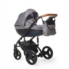 Универсальная коляска 3в1 Verdi Mirage Limited grafit
