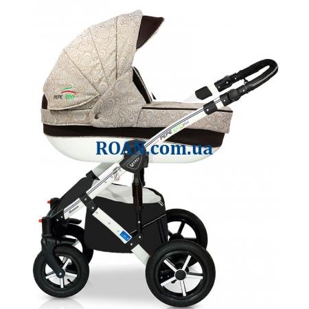 Универсальная коляска 3в1 Verdi Pepe Eco Plus Dynamic 76