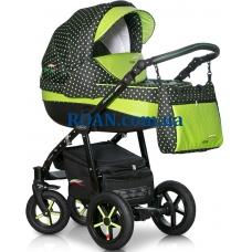 Универсальная коляска 3в1 Verdi Pepe Eco Plus 01