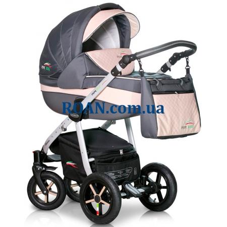Универсальная коляска 3в1 Verdi Pepe Eco Plus 08