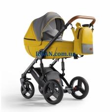 Универсальная коляска 2в1 Verdi Orion 2 в 1 Yellow lemon