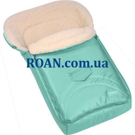 Конверт на овчине Womar №8 Turquoise