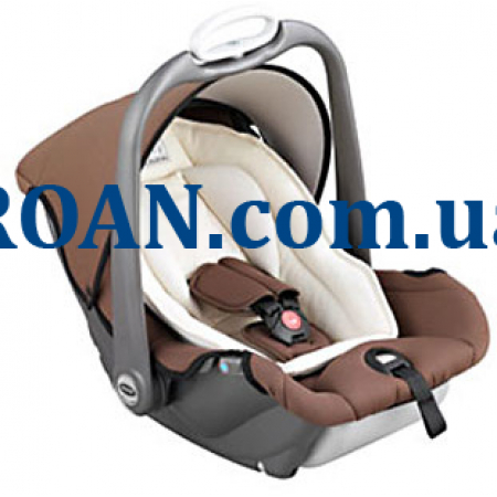 Автокресло Roan Babies Millo Brown