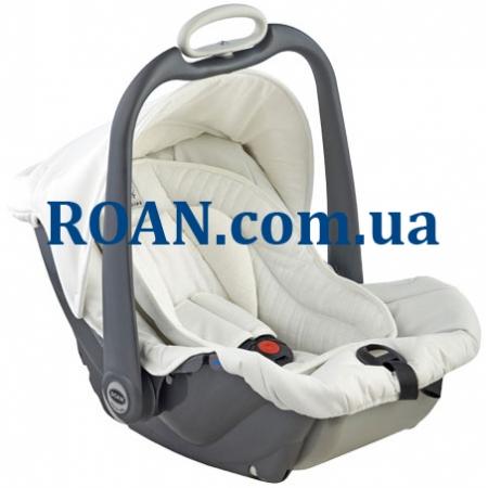 Автокресло Roan Babies Millo Eco White