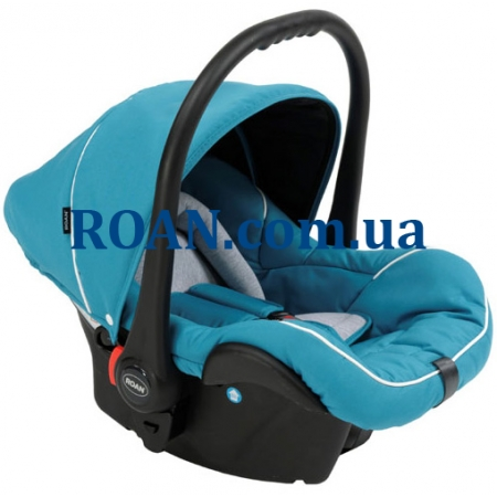 Автокресло Roan Poppi Bass Blue