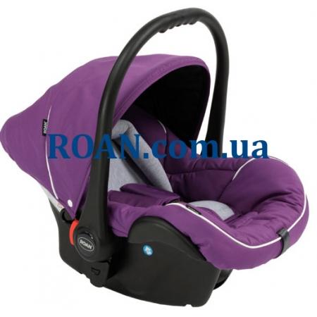 Автокресло Roan Poppi Bass Purple