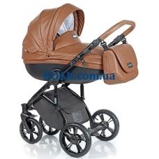 Универсальная коляска 2в1 Roan Bass Soft Eco Cognac