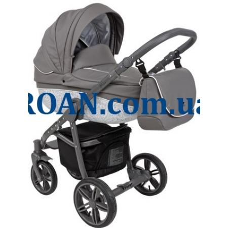 Универсальная коляска 2в1 Roan Bass B2 mountain grey