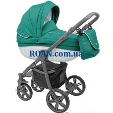 Универсальная коляска 2в1 Roan Bass B2 emerald grey