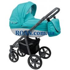 Универсальная коляска 2в1 Roan Bass B2 mint grey