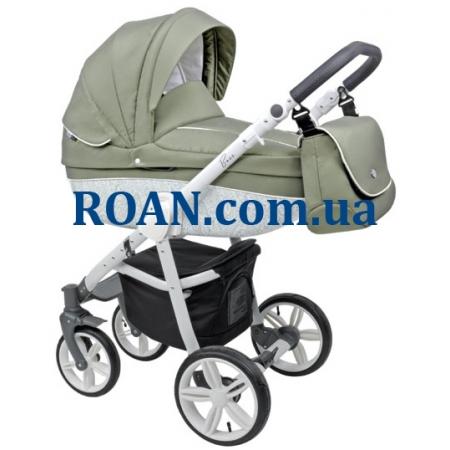 Универсальная коляска 2в1 Roan Bass B2 olive white