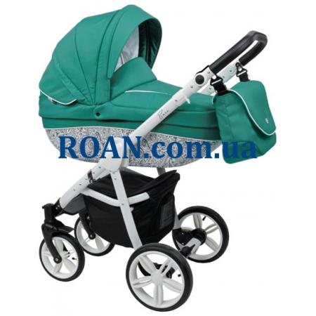 Универсальная коляска 2в1 Roan Bass B3 emerald white