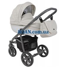 Универсальная коляска 2в1 Roan Bass Eco B1 Stone Grey