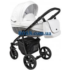Универсальная коляска 2в1 Roan Bass Eco B6 Coconut Black