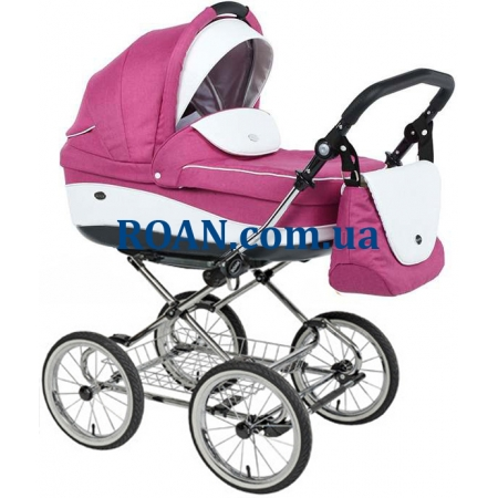 Универсальная коляска 2в1 Roan Emma Chrom E-5