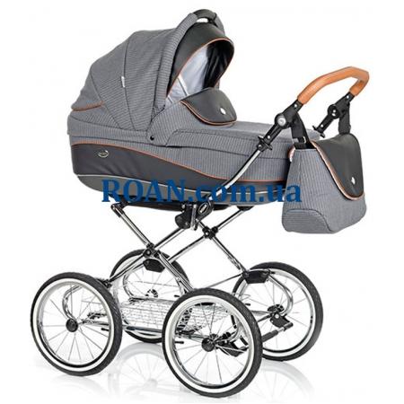 Универсальная коляска 2в1 Roan Emma Chrom E-58