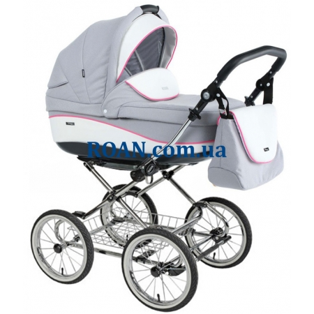 Универсальная коляска 2в1 Roan Emma Chrom E-7