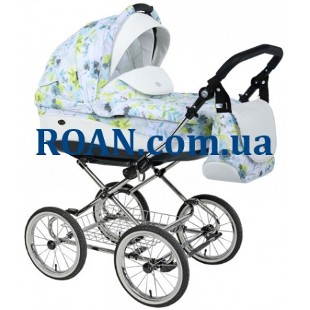 Универсальная коляска 2в1 Roan Emma Chrom E-1