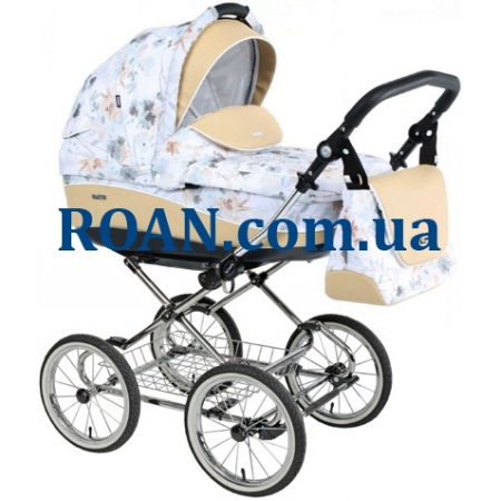 Универсальная коляска 2в1 Roan Emma Chrom E-2