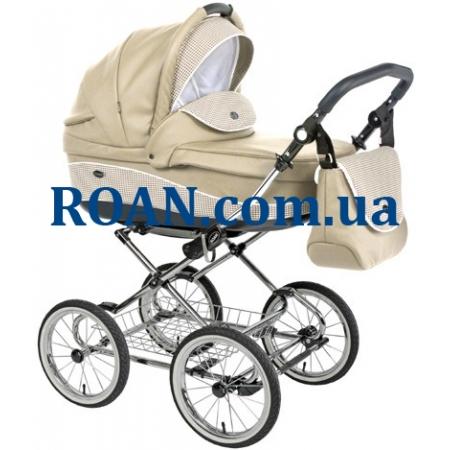 Универсальная коляска 2в1 Roan Emma Chrom E-25